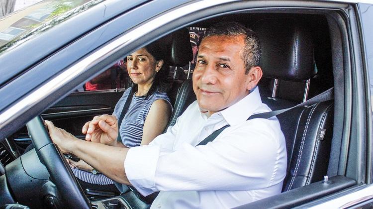 Aspirante a colaborador eficaz revela cómo le llegaba dinero a Humala y Nadine