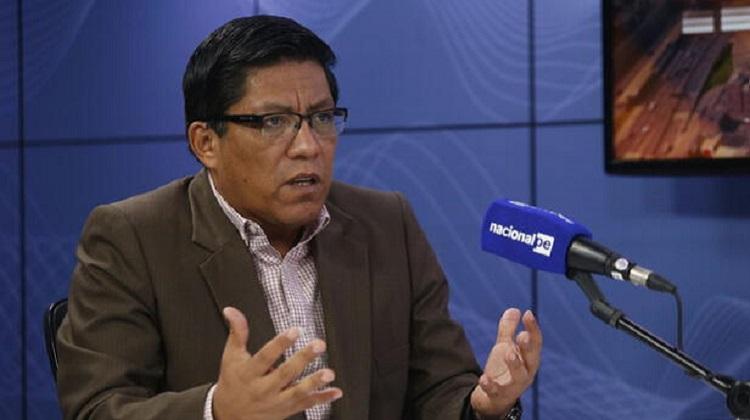 """Vicente Zeballos: """"Perú ha ganado más del 90% de los procesos de arbitraje internacional"""""""