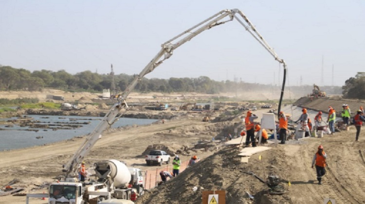 Reconstrucción: presentarán oportunidades en el suministro a megaproyectos