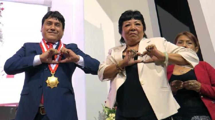Somos Perú usó municipios y región Áncash para contratar a los suyos