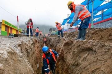 Reconstrucción con Cambios: con más de S/ 133 millones ejecutarán obras en nueve regiones