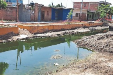Tumbes: Irregularidades en obra de la vía canal