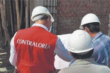 Alerta en obras de 10 colegios por S/ 79 millones