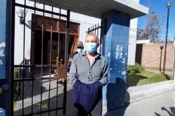 Detienen a exfuncionario de Arequipa, Marcos Hinojosa, tras emitir su voto