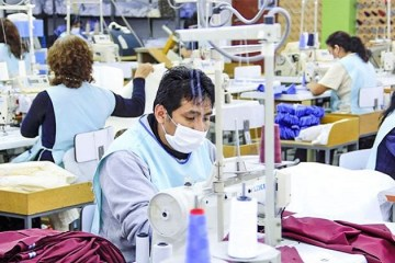 Produce: Estado compra más de 597 millones de soles a mypes del sector textil confecciones