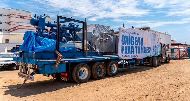 Tumbes: Defensoría exige investigar presunta sobrevaloración de planta de oxígeno