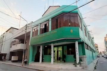 Lambayeque: condenan a empresario por compras sobrevaloradas en la PNP