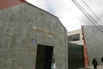"""Sobrino de gobernador de Cusco implicado en """"capacitaciones fantasmas"""""""