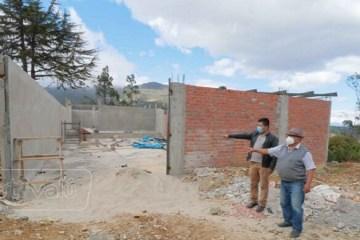 Abandonada e inconclusa: así está la planta de oxígeno de Ayabaca