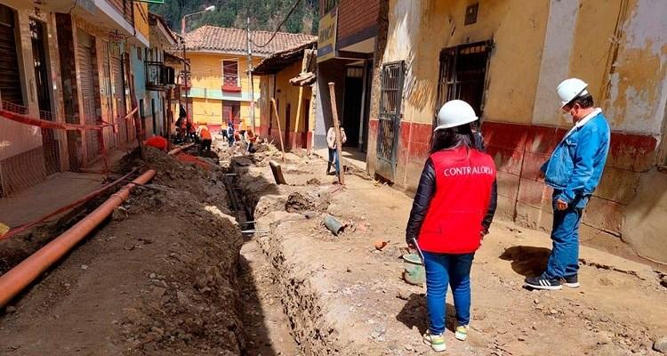 Áncash: alertan inconsistencias en expediente técnico de obra vial en Pomabamba