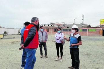 Chimbote: Detectan riesgos en ejecución de millonaria obra