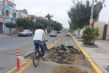 Colegio de Arquitectos advirtió que ciclovías no cumplirían sus objetivos y tiempo de vida útil