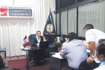 Condenan a cinco exfuncionarios del Gobierno Regional de Piura