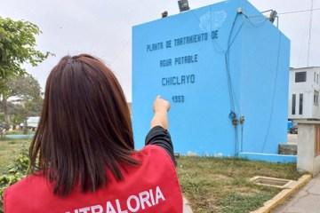Detectan retraso y riesgo de mayores costos en obra de saneamiento en José Leonardo Ortiz