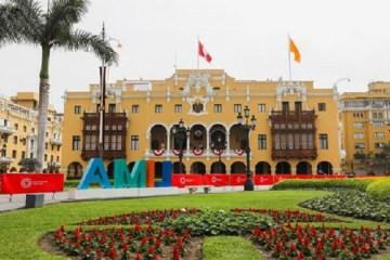 Diez obras viales en Lima estarán listas el 2022