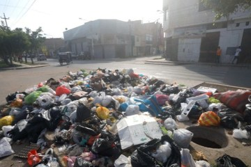 Chiclayo se asfixia por aumento de basura en plena pandemia por COVID-19