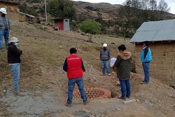 Constatan deficiencias en obra de agua potable del distrito de Cáhuac