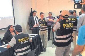 """Piura: """"Impostores de la reconstrucción"""" a juicio con serias evidencias"""
