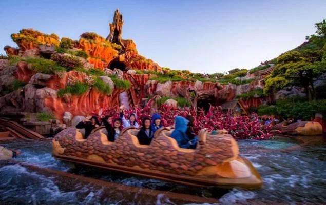 Os melhores meses para viajar para a Disney