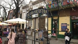 O que fazer em Buenos Aires - Caminito