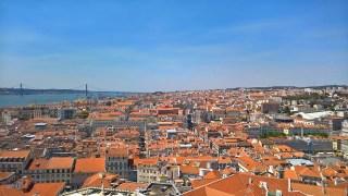 Roteiro de Lisboa: a vista do Castelo de São Jorge