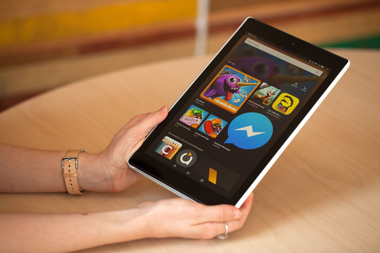 Fire Hd 8 Play Store