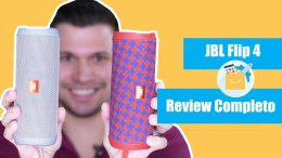 Análise JBL Flip 4