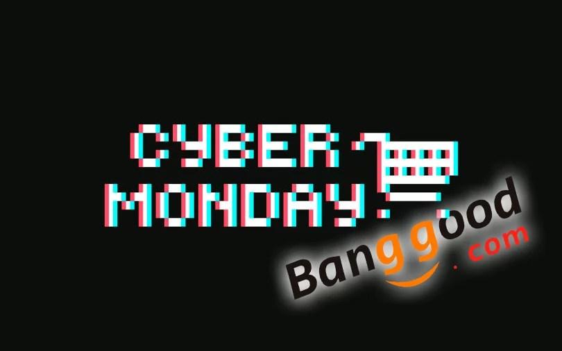 Você não pode perder esses descontos incríveis da Cyber Monday Banggood!