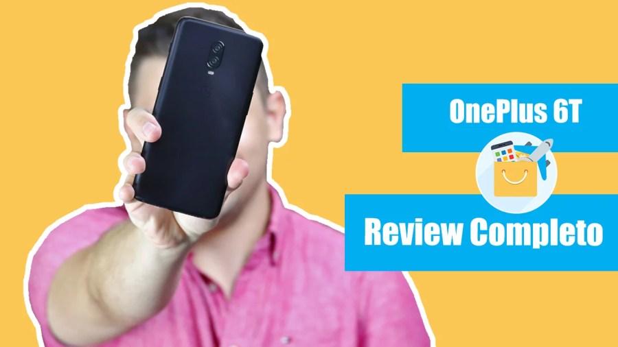 Análise do OnePlus 6T