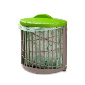 Basurero para organicos Costa Rica Sin Plástico