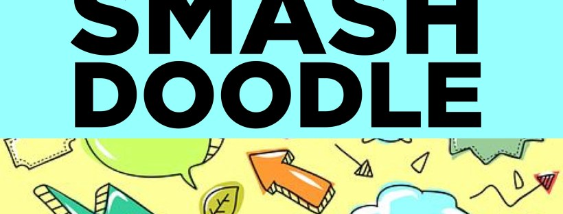What is a smash doodle and how can you use them in language classes?