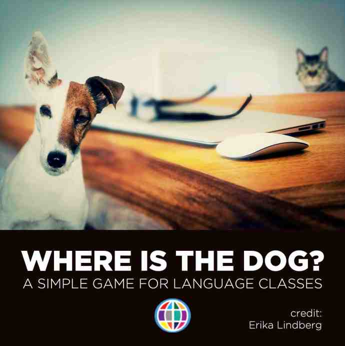 Where is the dog game for language classes
