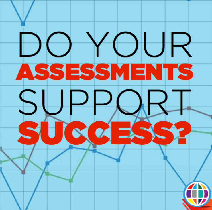 Design assessments that support student success - hacks for writing assessments