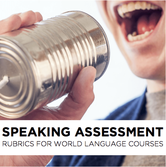 How to administer and grade speaking assessments for world language students