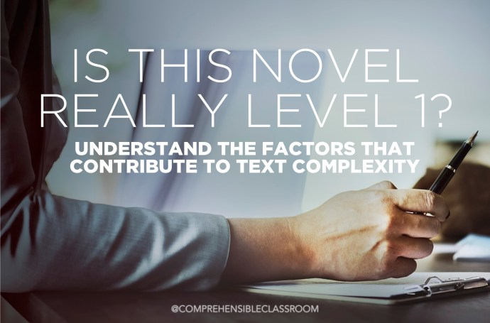 How can a language teacher know whether or not their students are ready to read a novel in Level 1? What novels are appropriate for Level 1 in Spanish class?
