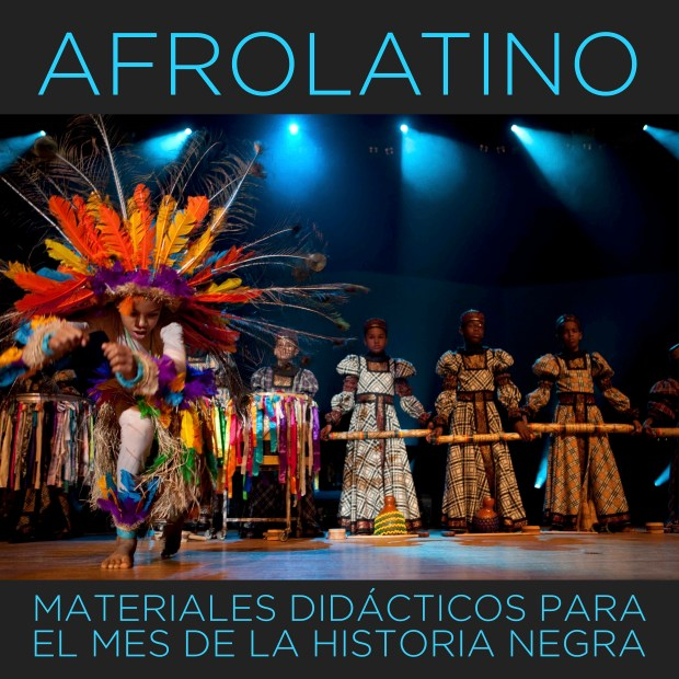 Explore afrolatinos and afrolatinidad in your Spanish classes during Black History Month with readings, songs, biographies, and more!