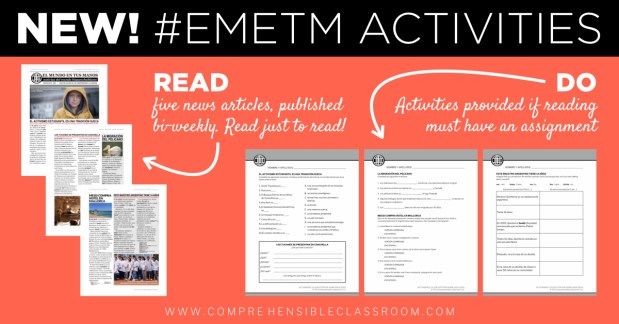 Activities will be included for all articles! #EMETM » 2019-2020 subscription