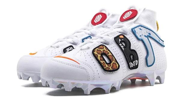 Chaussures de football américain OBJ