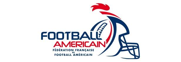Logo de la Fédération Française de Football Américain
