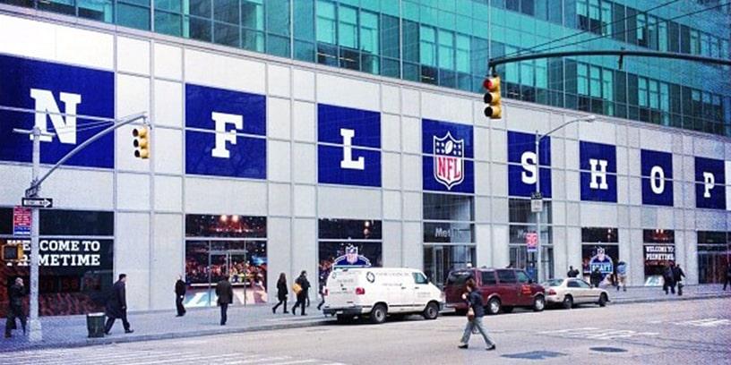 Comment acheter des vêtements officiels NFL depuis la France ?