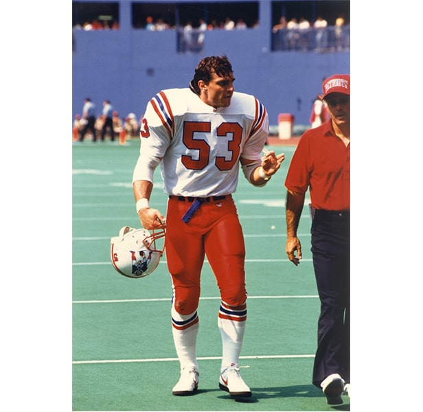 Richard Tardits NFL New England Patriots