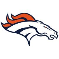 logo Denver Broncos équipe NFL