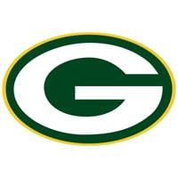 logo Green Bay Packers équipe NFL