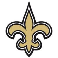 Logo New Orleans Saints équipe NFL