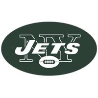 Logo New York Jets équipe NFL