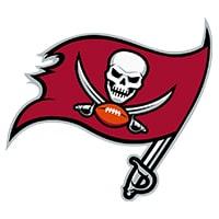 Logo Tampa Bay Buccaneers équipe NFL