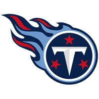 Logo Tennessee Titans équipe NFL