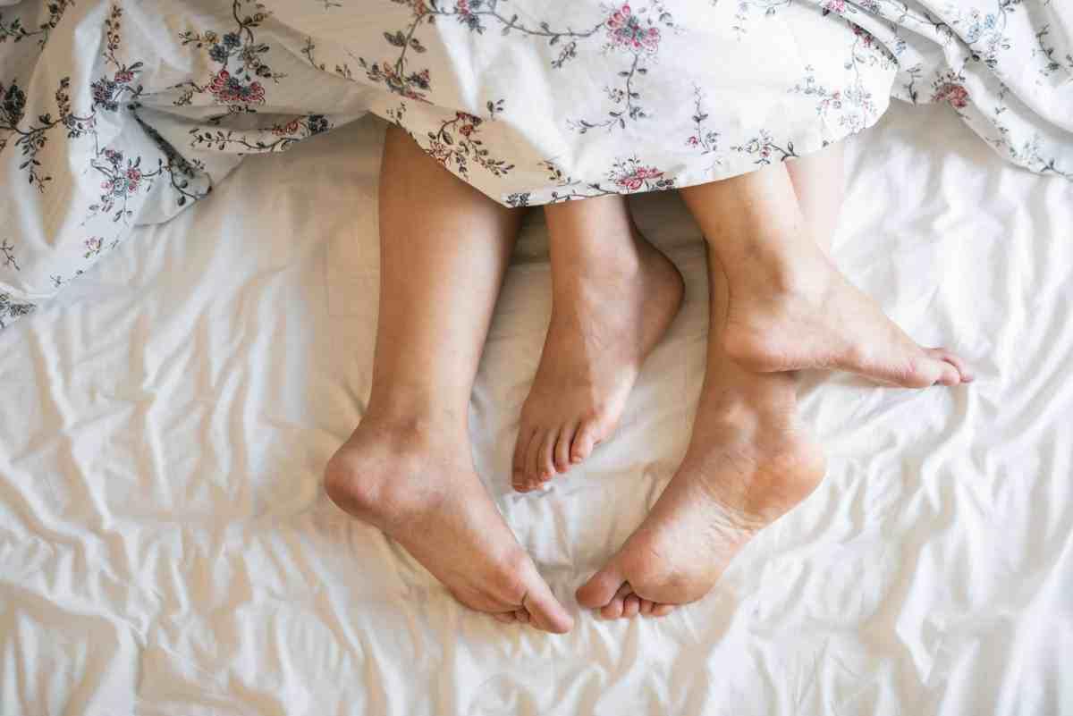 Choisir une position pour faire l'amour quand on a mal au dos