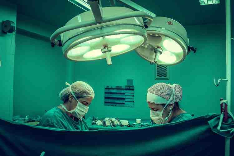 Salle d'opération