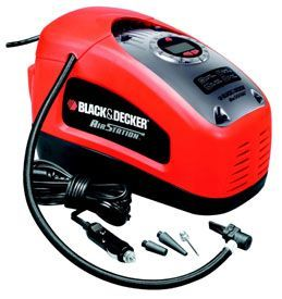 compresor de aire Black and Decker ASI300-QS